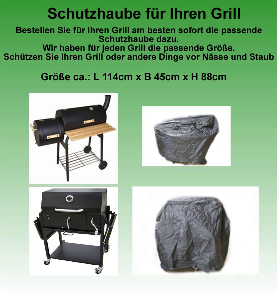 universal schutzhaube regenhaube schutzh lle abdeckhaube grill smoker bbq 45 ebay. Black Bedroom Furniture Sets. Home Design Ideas